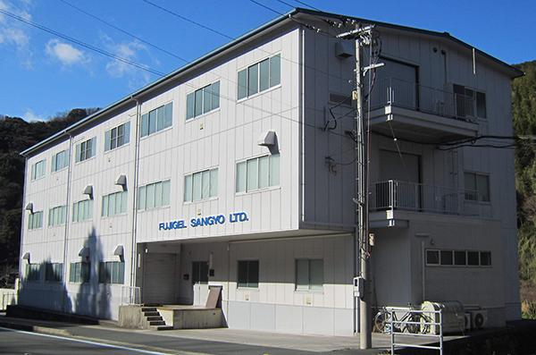 愛媛第二工場外観