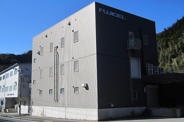 愛媛第三工場外観